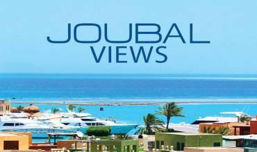 For Sale Twin villa Joubal views El Gouna.