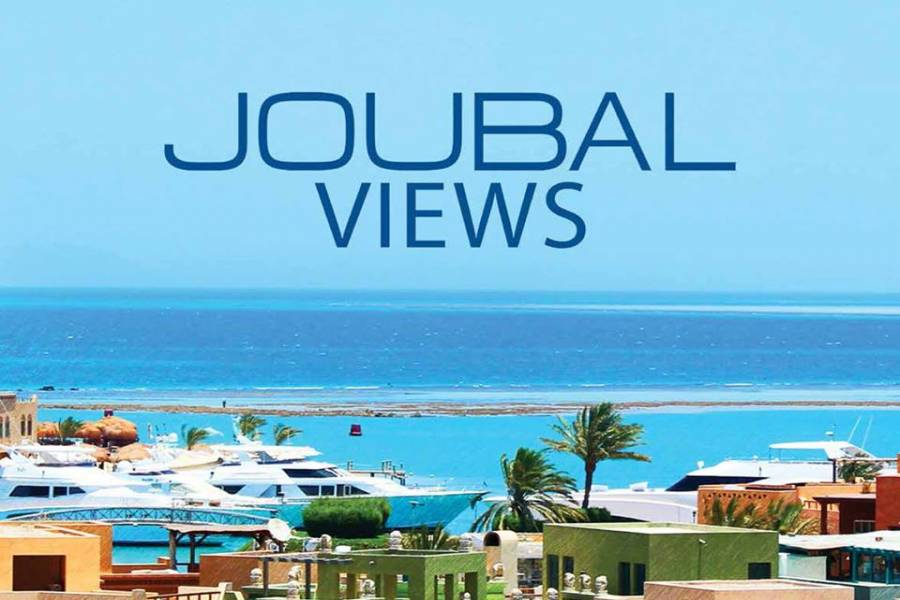 For Sale Twin villa Joubal views El Gouna.