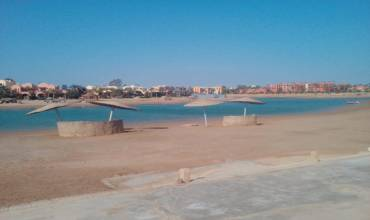 Twin Villa in El Gouna For Sale - For Sale in El Gouna Twin Villa  Italian Compound - 2 Bedrooms