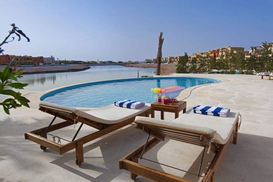 Villa in El Gouna - Villa in Gouna - EL Gouna Villa For Sale