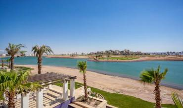 4 Bedrooms Resale Villa In El Gouna - Joubal Lagoon Phase 2